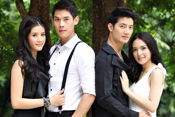 Lueat tat lueat ep 1 thai drama 2015 - Captive 2014 trailer