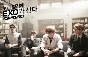 EXO Next Door Ost